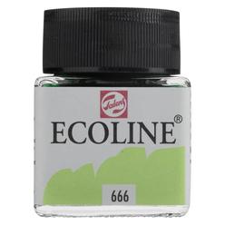 Talens Ecoline Sıvı Suluboya 30 ml Pastel Green 666 - Thumbnail