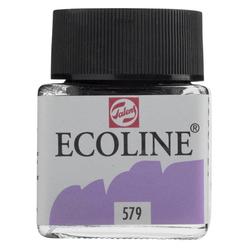 Talens Ecoline Sıvı Suluboya 30 ml Pastel Violet 579 - Thumbnail
