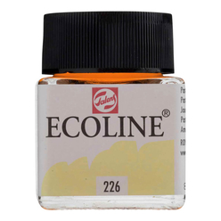 Talens Ecoline Sıvı Suluboya 30 ml Pastel Yellow 226 - Thumbnail