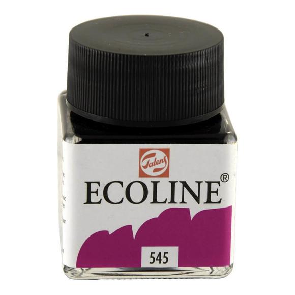Talens Ecoline Sıvı Suluboya 30 ml Red Violet 545