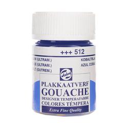 Talens Guaj Boya 16 ml Cobalt Blue Ultramarine 512 - Thumbnail