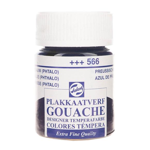 Talens Guaj Boya 16 ml Prussian Blue Phtalo 566