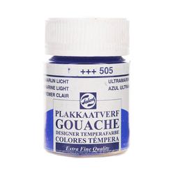 Talens Guaj Boya 16 ml Ultramarine Light 505 - Thumbnail