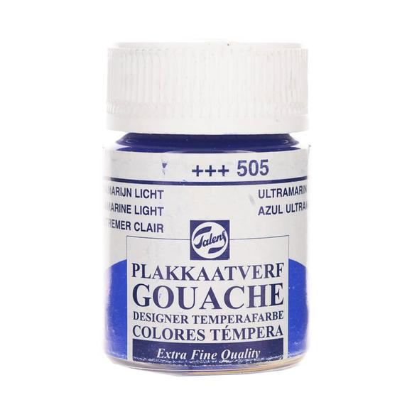 Talens Guaj Boya 16 ml Ultramarine Light 505