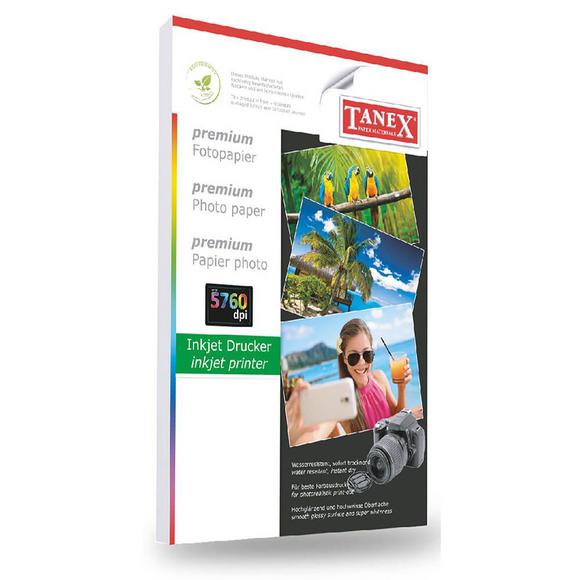 Tanex A4 Fotoğraf Kağıdı 240 gr Parlak