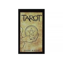 Tarot 78 Kart ve Kitap - Ahşap Kutulu - Thumbnail