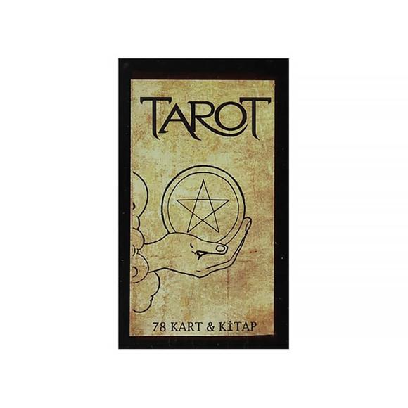 Tarot 78 Kart ve Kitap - Ahşap Kutulu