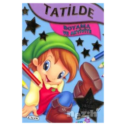 Tatilde - Boyama ve Aktivite - Thumbnail