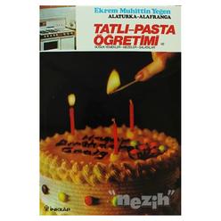 Tatlı-Pasta Öğretimi ve Soğuk Yemekler-Mezeler-Salatalar - Thumbnail