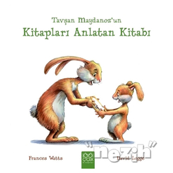 Tavşan Maydanoz'un Kitapları Anlatan Kitabı - Thumbnail