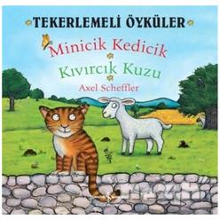 Tekerlemeli Öyküler : Minicik Kedicik - Kıvırcık Kuzu - Thumbnail