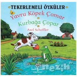 Tekerlemeli Öyküler : Yavru Köpek Çomar - Kurbağa Çopar - Thumbnail