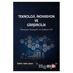 Teknoloji İnovasyon ve Girişimcilik - Thumbnail