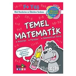 Temel Matematik - İlk Okul Eğlenceli Matematik - Thumbnail