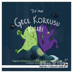 Teo'nun Gece Korkusu Kitabı - Thumbnail