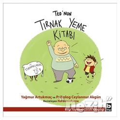 Teo'nun Tırnak Yeme Kitabı - Thumbnail