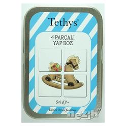 Tethys 4 Parçalı Yap Boz (Kutulu) - Thumbnail