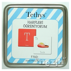 Tethys Harfleri Öğreniyorum (Kutulu) - Thumbnail