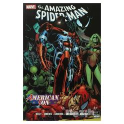 The Amazing Spider-Man Sayı: 10 American Son - Thumbnail