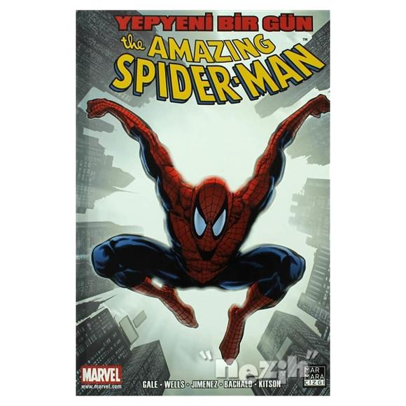 The Amazing Spiderman - Yepyeni Bir Gün Cilt: 2