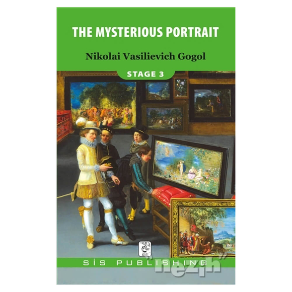 The Mysterious Portrait - Stage 3