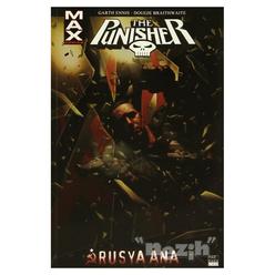 The Punisher Max Cilt: 3 - Rusya Ana - Thumbnail