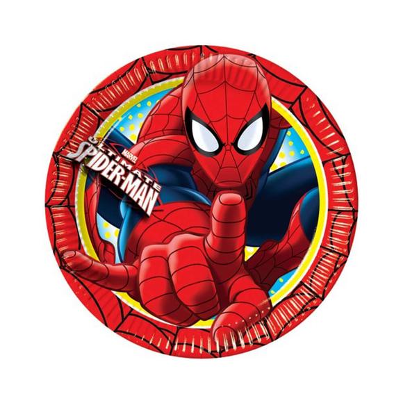 The Ultimate Spiderman Tabak 8'li