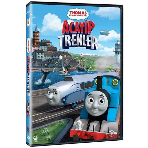 Thomas ve Arkadaşları: Acayip Trenler - DVD