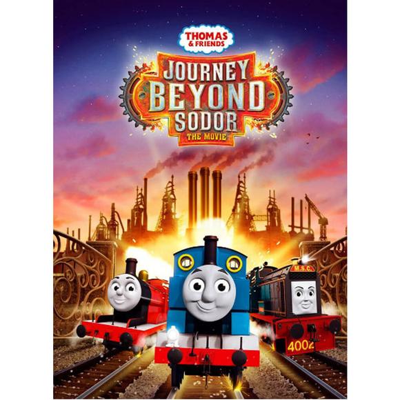 Thomas ve Arkadaşları: Sodor'un Ötesine Yolculuk - DVD