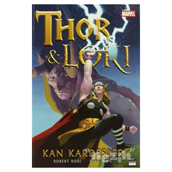 Thor ve Loki - Kan Kardeşler - Thumbnail