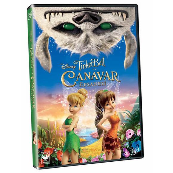 Tinkerbell ve Canavar Efsanesi - DVD