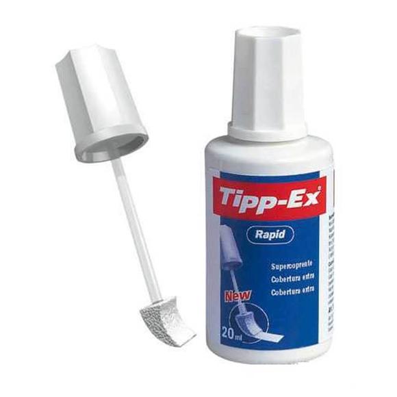 Tipp-Ex Rapid SüngerUçlu Sıvı Silici 20 ml