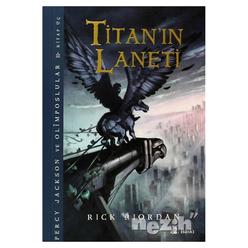 Titan'ın Laneti - Percy Jackson ve Olimposlular - Thumbnail