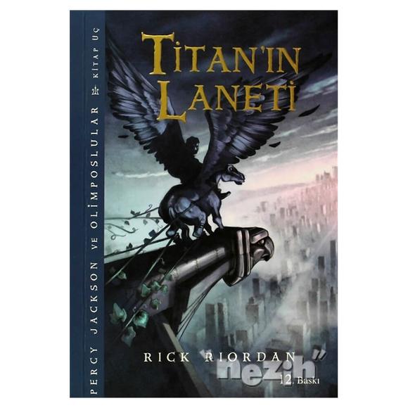 Titan'ın Laneti - Percy Jackson ve Olimposlular