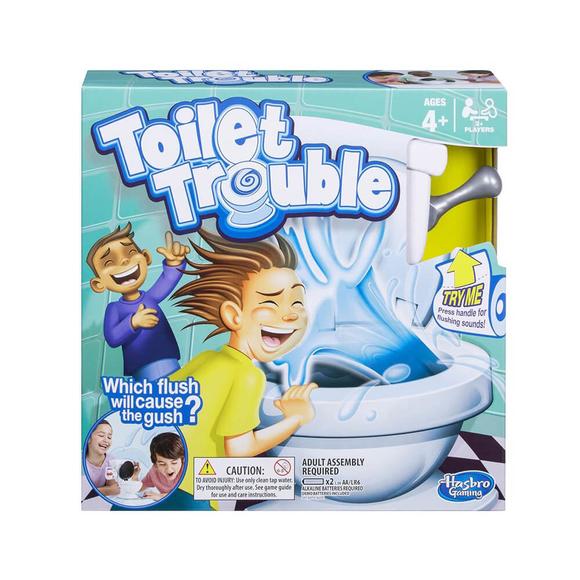 Toilet Trouble Kutu Oyunu C0447