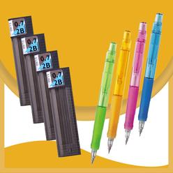 Tombow Bizno Versatil Kalem 0.7Mm 4 lü Kampanya (uç hediyeli) - Thumbnail