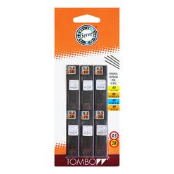 Tombow Min 2B 0.5 mm 6'lı Set - Thumbnail