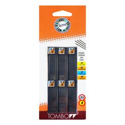 Tombow Min B 0.5 mm 6'lı Set - Thumbnail