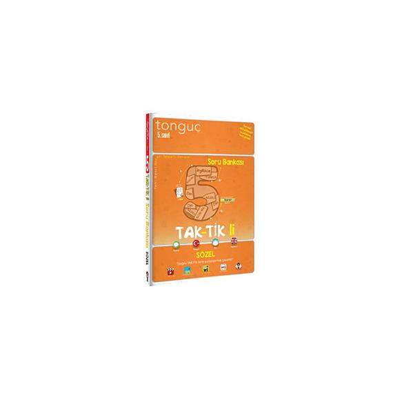 Tonguç 5. Sınıf Taktikli Sözel Soru Bankası