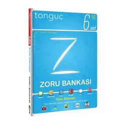 Tonguç 6. Sınıf Zoru Bankası Tüm Dersler - Thumbnail