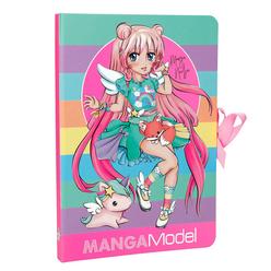 Top Model Manga Model Not Kağıdı Seti 46584 - Thumbnail