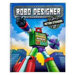Top Model Robot Boyama Kitabı 41960 - Thumbnail