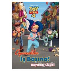 Toy Story 4 - Oyuncaklar İş Başında - Thumbnail