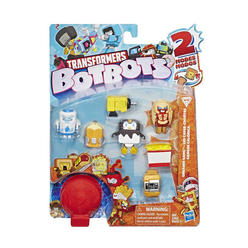 Transformers Botbots 8'Li Paket E3494 - Thumbnail