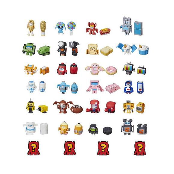 Transformers Botbots 8'Li Paket E3494