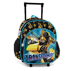 Transformers Çekçek Anaokulu Çantası 53016 - Thumbnail