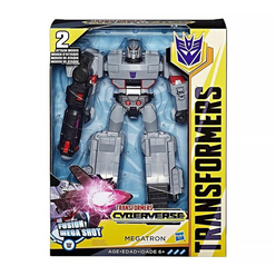 Transformers Cyberverse Ultimate Class Figure E1885 - Thumbnail