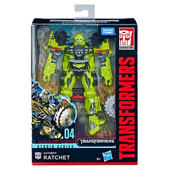 Transformers Filmleri Serisi Figür E0701