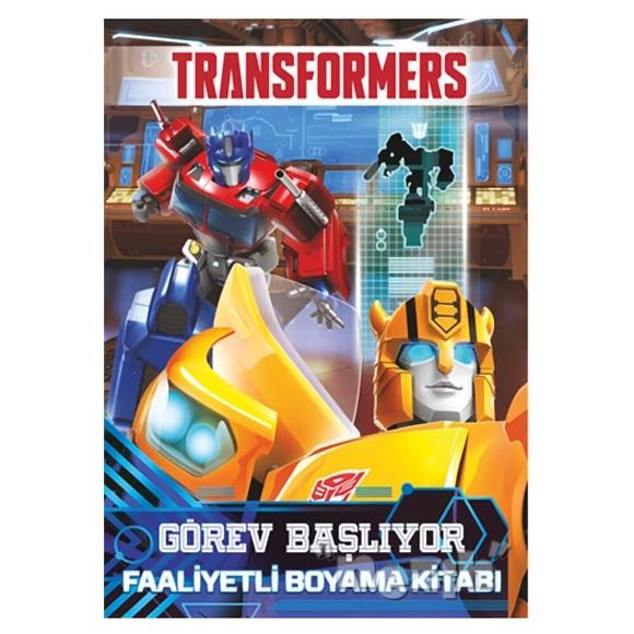 Transformers - Görev Başlıyor