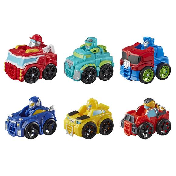 Transformers Rescue Bots Mini Robot Yarışçılar E6429